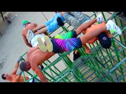 BAR BROTHERS RIO - Street Workout With Brothers (Part 2)