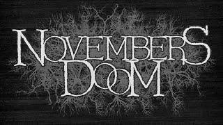 Novembers Doom - Petrichor [official video - studio playthrough]