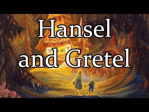 Hansel and Gretel - Grimm Fairy Tale Classics  (M&F Audiobook)