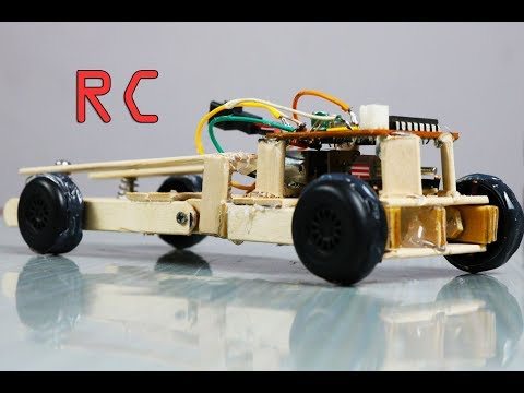 How to make a RC truck pickup DIY