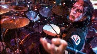 Joey Jordison Drum practice+ Making of the Roadrunner United Songs with Joey