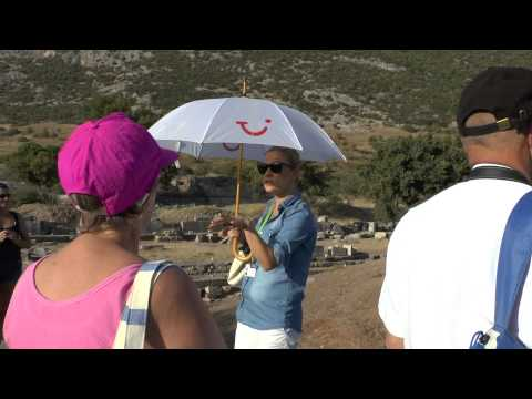 Ephesus City Izmir Turkey Part 1