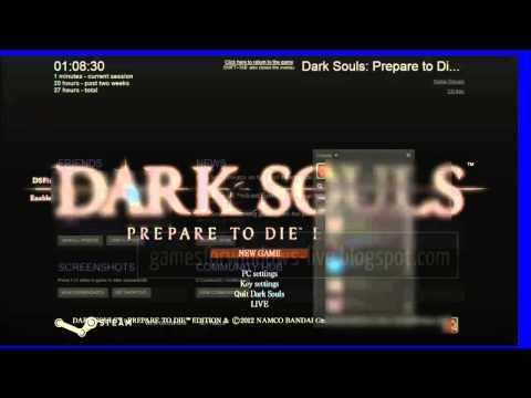 Dark Souls GFWL Keygen For Online Gameplay