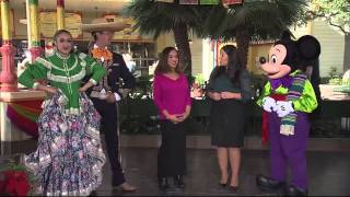 Three Kings Day Celebration At Disney California Adventure Park