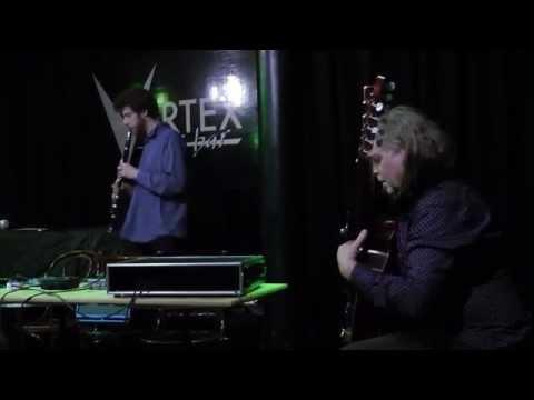 Alice Eldridge / Alex Ward / Pascal Marzan Trio - 2-02-15