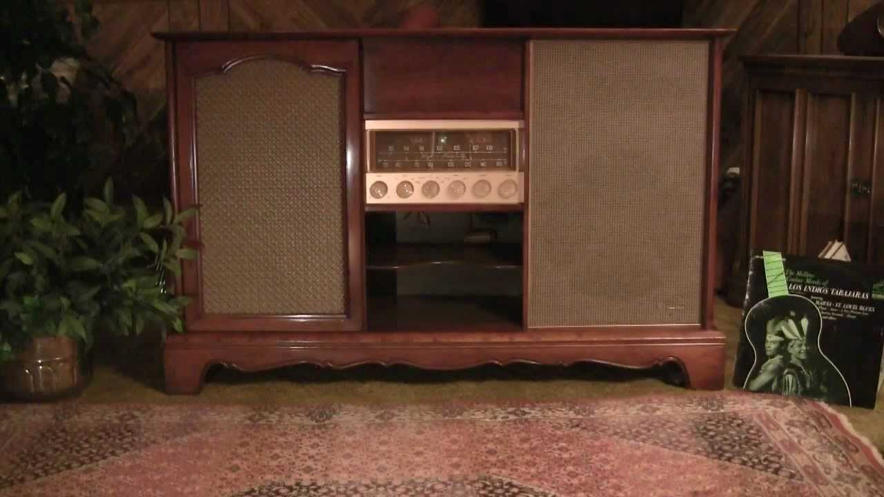 1959 Magnavox Imperial Stereo Rescue Update On Progress