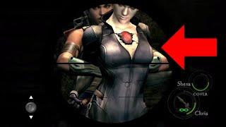 バイオハザード5 ジルにロケランを撃つと・・・【Resident Evil 5】【PS4】