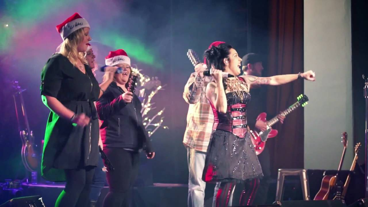 A Kat Perkins Christmas | glberg.com - YouTube