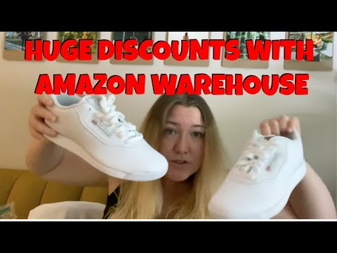 Amazon Warehouse: Get Huge Discounts On SO MUCH STUFF!