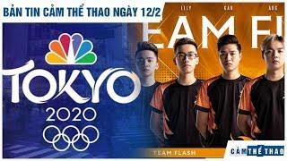 Bản tin Cảm Thể Thao 12/2 | Người Nhật muốn hủy Olympic 2020, Team Flash được Forbes vinh danh