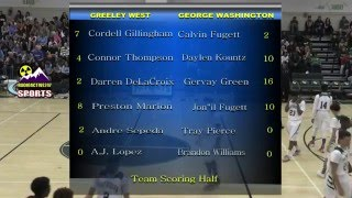 Greeley West @ George Washington
