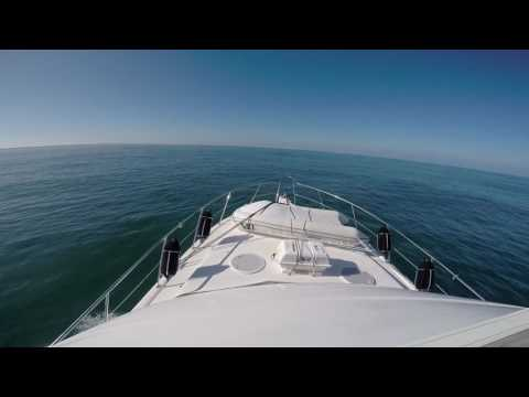 Riviera 40 offshore passage east coast Australia