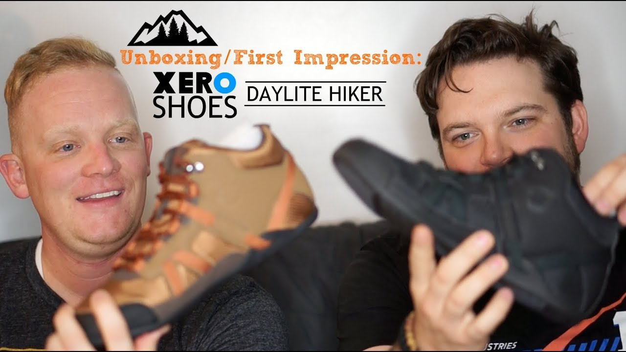 50e1d348be4 The NEW Daylite Hiker from Xero Shoes