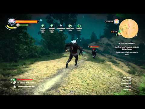 witcher 3 how to build bombs