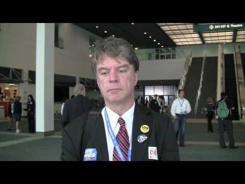 Delegate Interviews CDP Convention