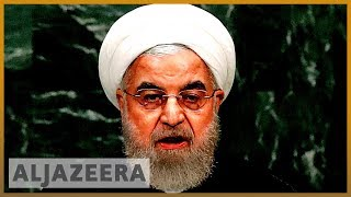 Hassan Rouhani refuses US nuclear talks until sanctions removed