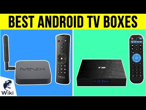 10 Best Android TV Boxes 2019