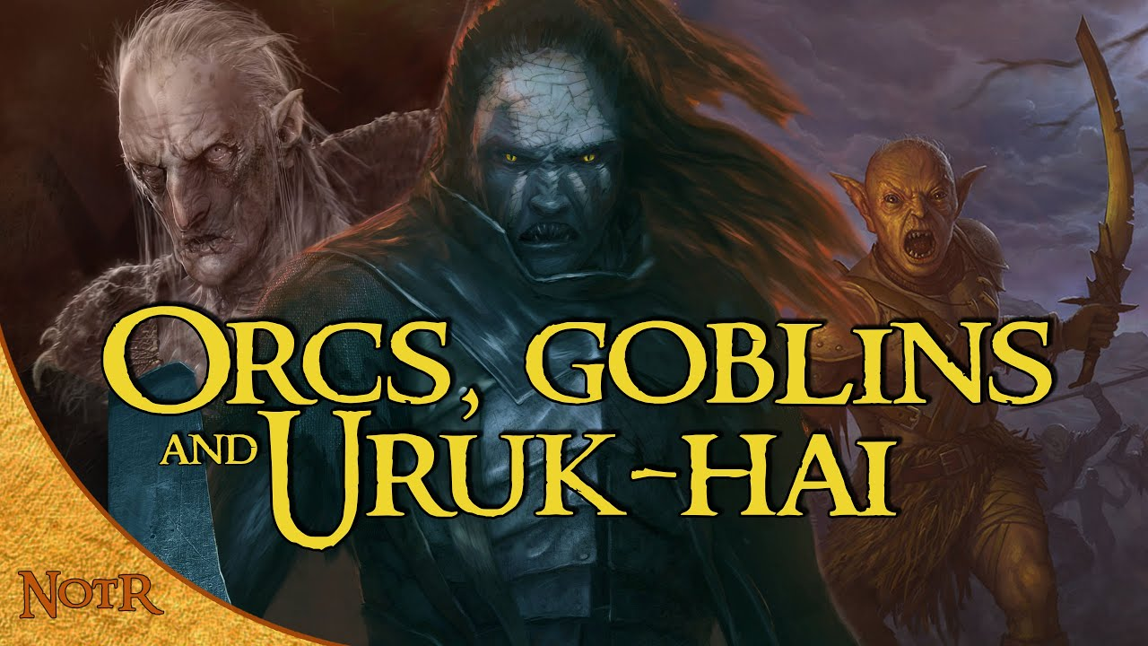 Download Orcs, Goblins, & Uruk-hai - What's the Difference? | Tolkien Explained