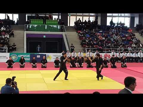 First Azerbaijan 🇦🇿 Republic Wing Chun Championship