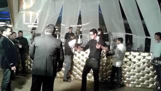 Chandigarh bartender fire jugling