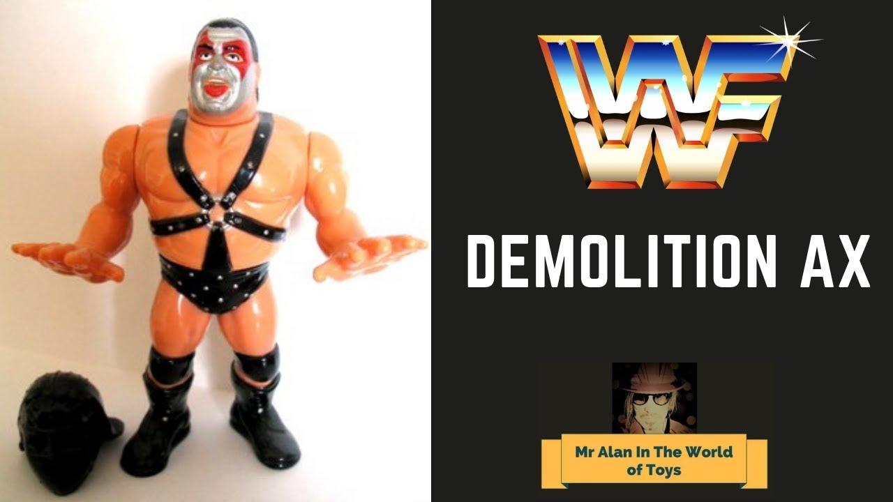 Demolition Smash-Hasbro WWE Mattel Elite Classic