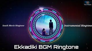 Ekkadiki BGM Ringtone l Sad Love Ringtone l Download Link 🔽