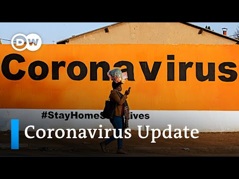 Infection spikes in South Africa and India | Coronavirus Update