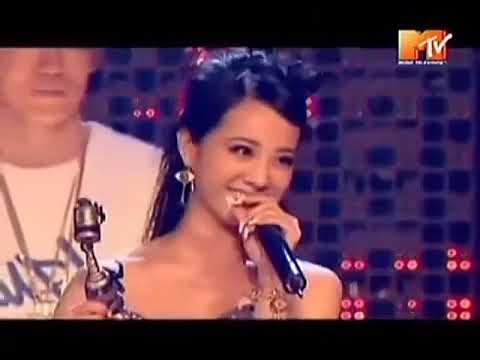 Jolin Tsai (蔡依林)- Dancing Diva(舞孃) live performance 2006 MTV Asia Awards-the Style Award