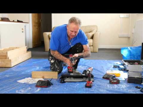 Einhell 18V Cordless Combi and Impact Driver Set - EINTECD18