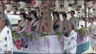 京都 祇園祭 花傘巡行 Kyoto Gion Festival 2015 thumbnail