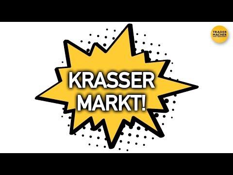 Was ist los mit diesem Markt?