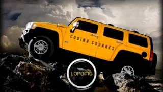 Offroad Hummer Driving 3d Game (by Coding Squares)