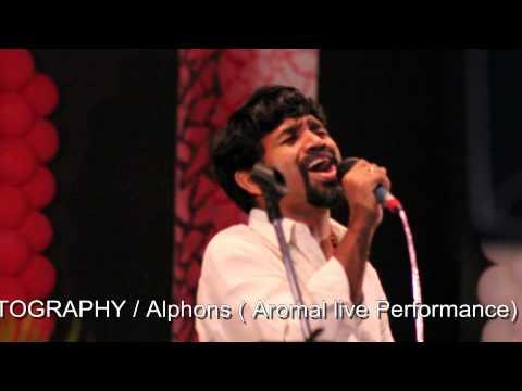 Alphons In Live Performance ofAromala