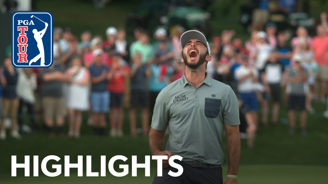 Max Homa wins Wells Fargo Championship for first career PGA title