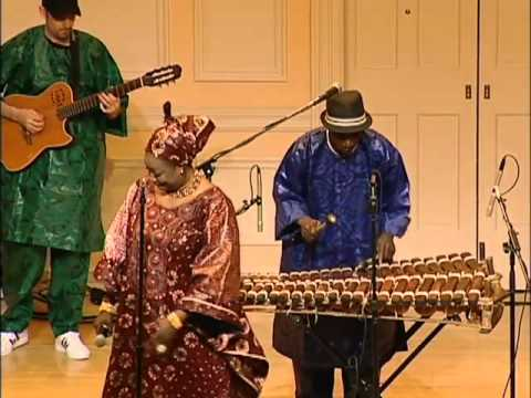Balla Kouyate & World Vision: Traditional Malian Music from Massachusetts