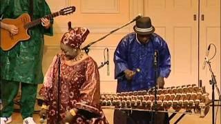 Balla Kouyate & World Vision: Traditional Malian Music from Massachusetts