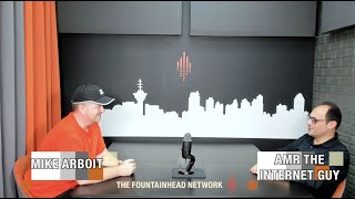 The Fountainhead Network Presents PoCommunity Episode 20: Amr The Internet Guy