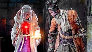 SEKIRO SHADOWS DIE TWICE: 12 Minutes Gameplay Boss Fight (TGS 2018) PS4 / Xbox One / PC
