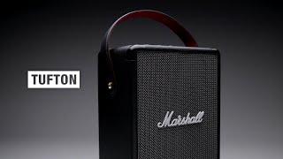Marshall - Tufton Portable Speaker - Full Overview (Spanish)