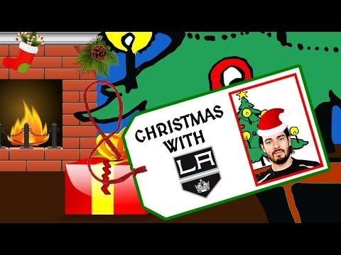 NHL Secret Santa: Los Angeles Kings edition
