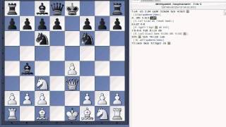 Schnellkurs der Schacheröffnungen 1 - Mittelgambit 1 - Hauptvariante