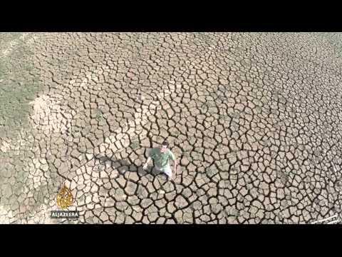 Brazil's largest city faces water shortage