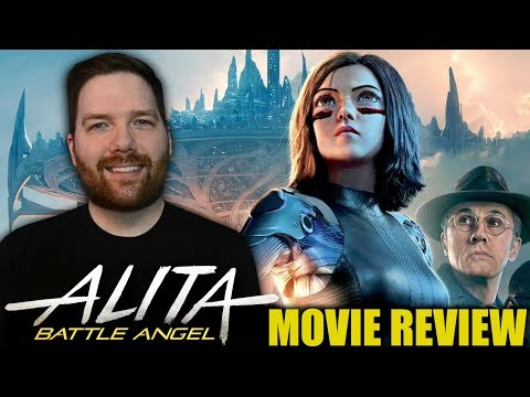 Alita: Battle Angel - Movie Review