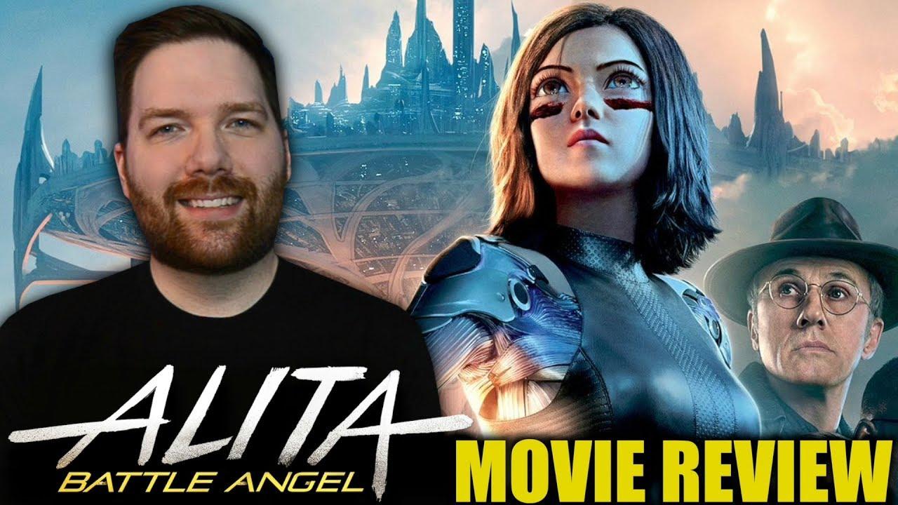Alita Battle Angel Movie Review Youtube