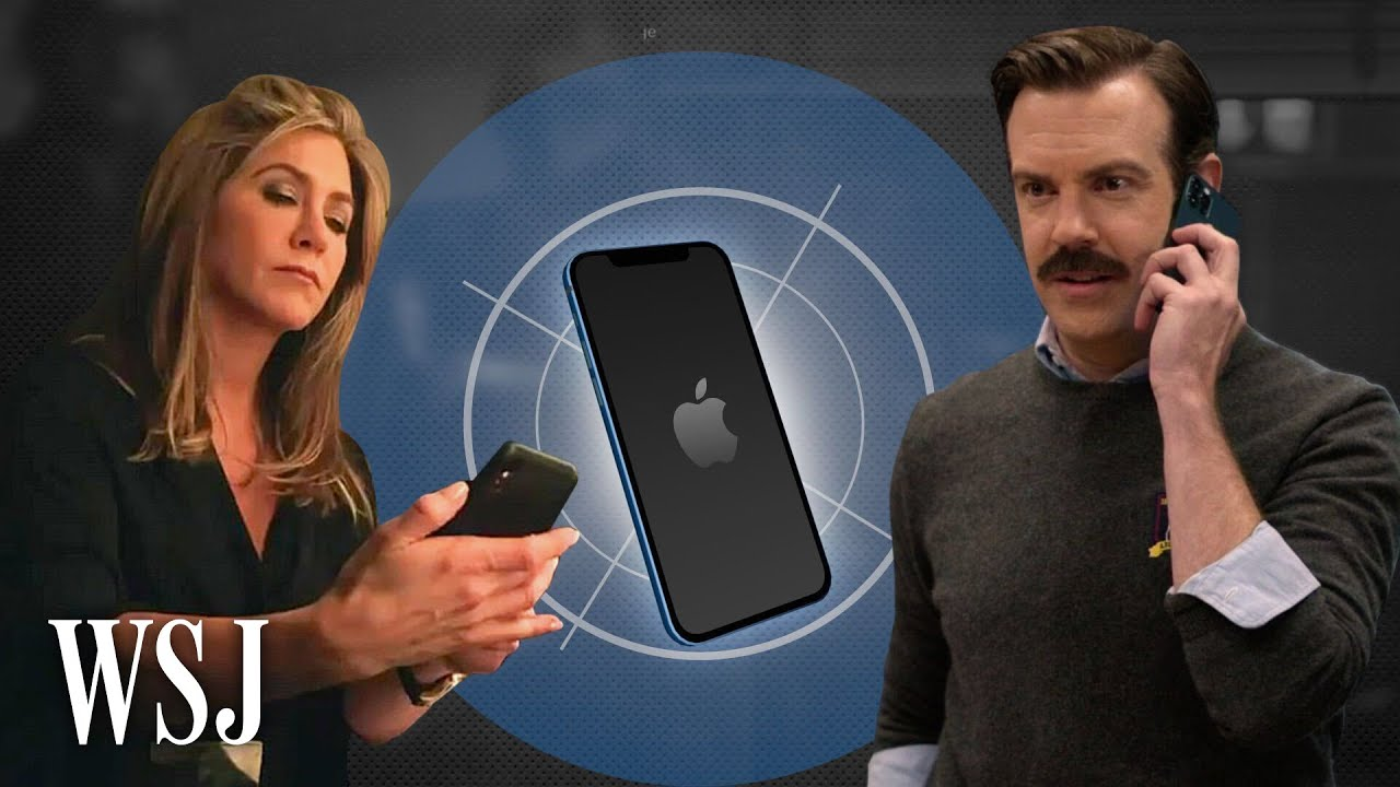 Download Hundreds of iPhones Are in 'Ted Lasso.' They're More Strategic Than You Think.   WSJ