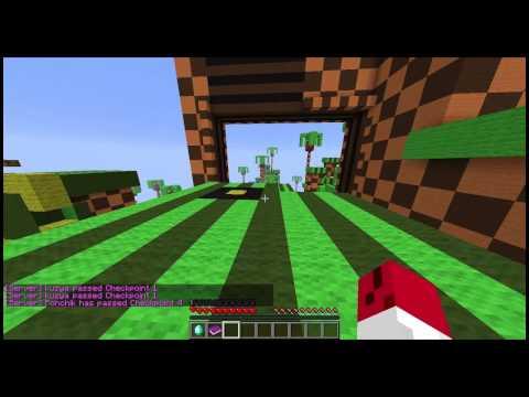 ПРОХОЖДЕНИЕ КАРТЫ SONIC | Minecraft