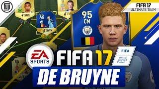 FIFA 17 TOTS DE BRUYNE!!! ERIKSEN or DE BRUYNE!? - FIFA 17 Ultimate Team