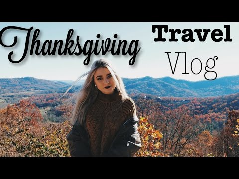 WEEKEND IN MY LIFE: North Carolina + Vegan Thanksgiving