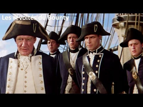 Les Révoltés Du Bounty 1962 (Mutiny On The Bounty) - Film Réalisé Par Lewis Milestone