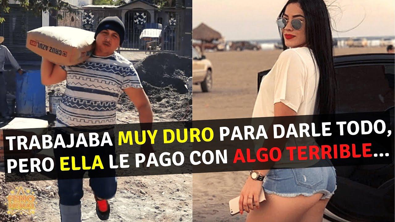 TRABAJABA MUY DURO PARA DARLE TODO, PERO ELLA LE PAGO CON ALGO TERRIBLE...